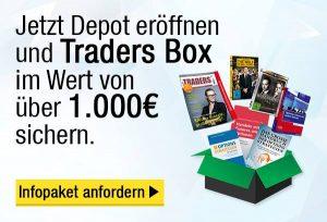 Werbung - Angebot von LYNX Broker