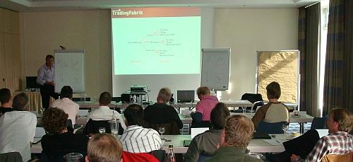Tradingfabrik Workshop Michael Voigt