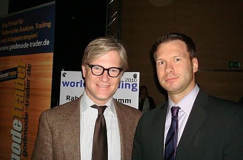 Markus Koch und Bernecker1977