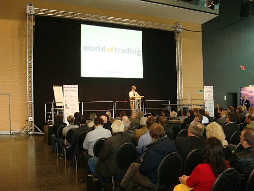 Markus Koch auf World of Trading 2010