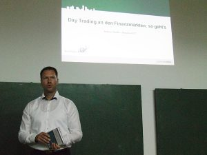 Vortrag an der TU Berlin