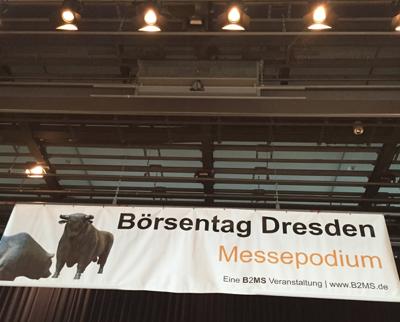 2016 Boersentag Dresden