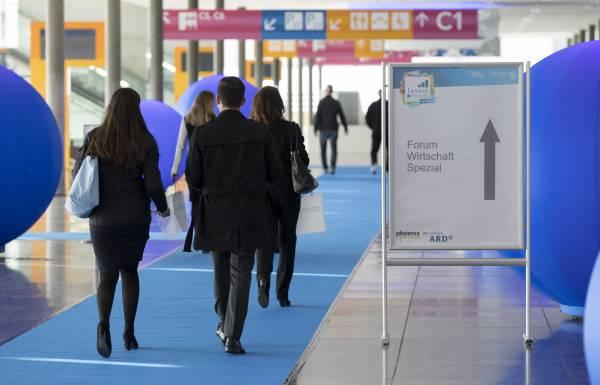 Pressefoto Messe Stuttgart Invest 2018