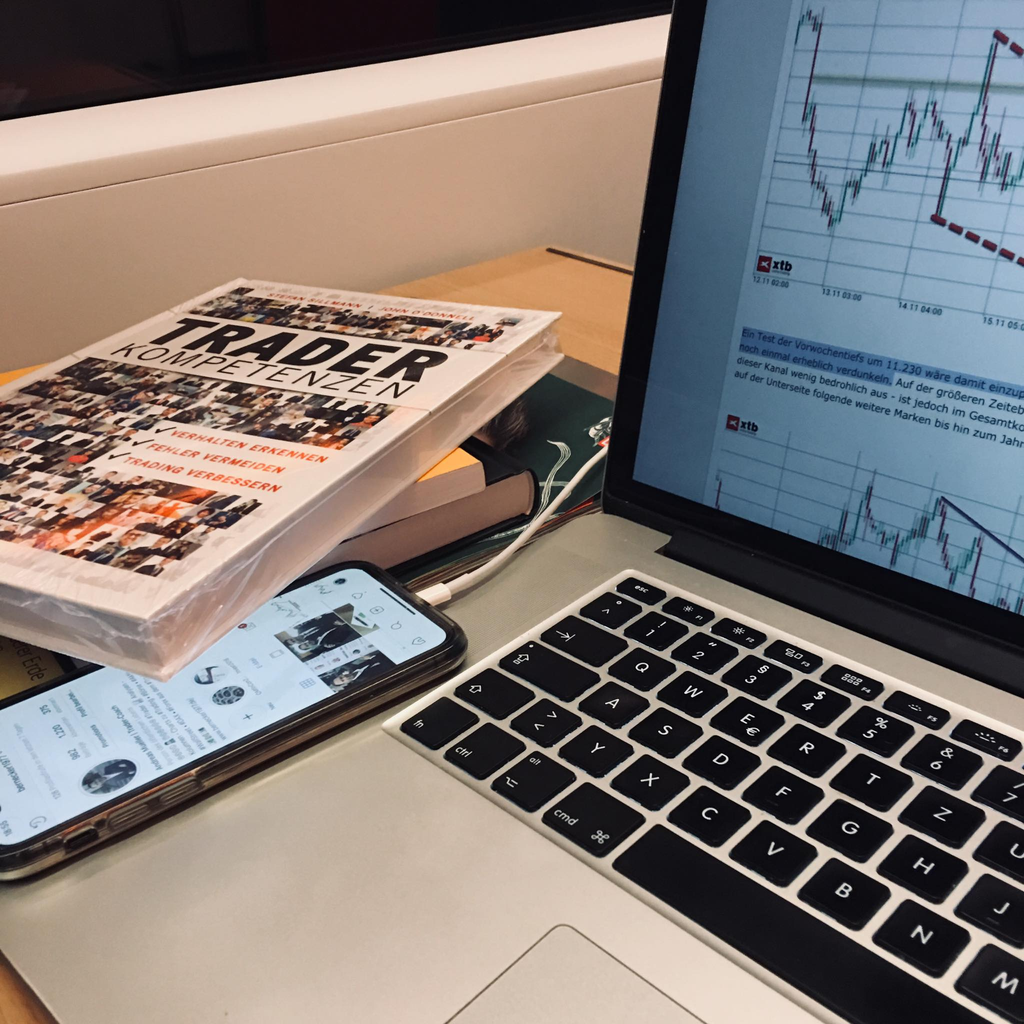 Recherche zum Aktienmarkt